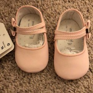 NWT Mayoral newborn shoes